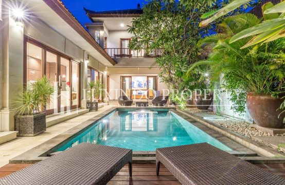 SANUR – BEACH SIDE LONG LEASEHOLD VILLA (LHV172)