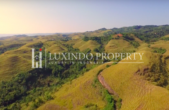 SUMBA – HILLSIDE LAND IN NORTH SUMBA (FHL147)