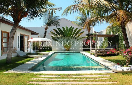 SANUR – BEACHSIDE BALI VILLA FOR LONG LEASEHOLD (LHV189)