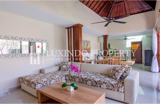 SANUR – BEACHSIDE BALI STYLE VILLA FOR LEASE (LHV184)