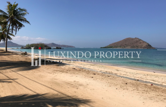 SUMBAWA – BEACH FRONT HOUSE FOR SALE IN KERTASARI (LHV183)