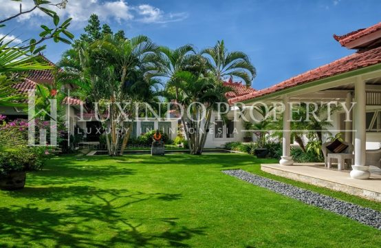 PETITENGET – COMMERCIAL HOLIDAY VILLA FOR LEASE IN PETITENGET BALI (LHV191)