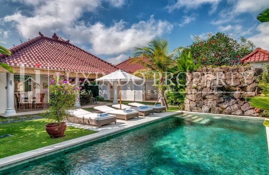 OBEROI – PRIME VILLA COMPLEX FOR LEASE IN THE HEART OF SEMINYAK BALI (LHV190)