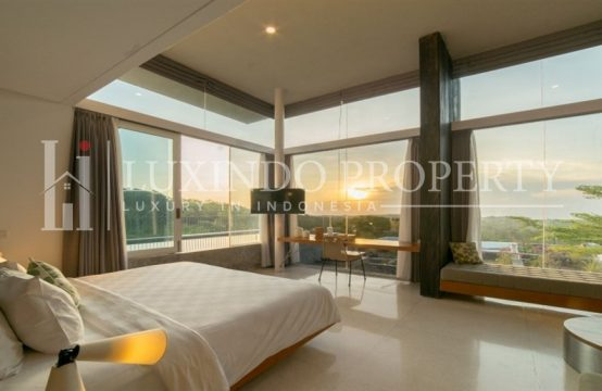 ULUWATU – 1 BEDROOM SUITE VILLA IN RESORT WITH OCEAN VIEW (FHV144)
