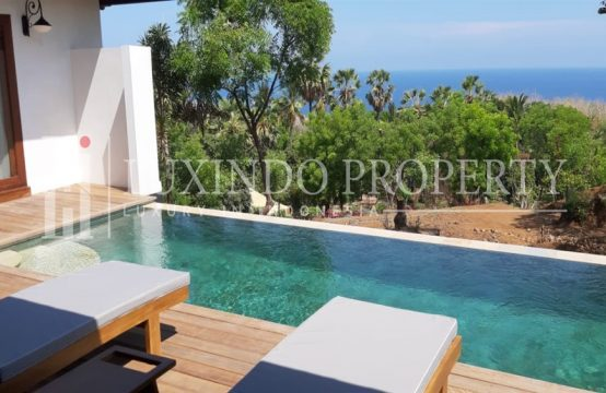 BULELENG – QUAINT 2 BEDROOM VILLA IN RESORT WITH OCEAN VIEWS (LHV195)
