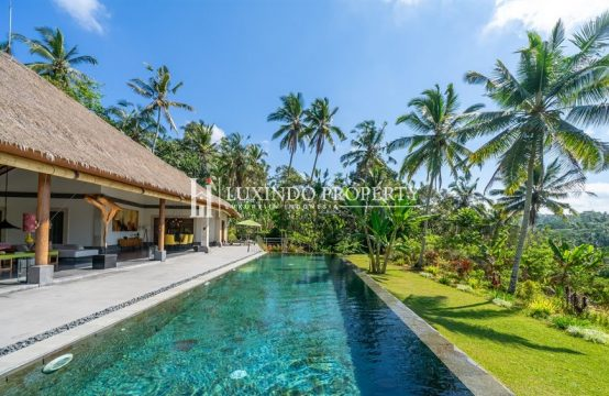 UBUD – MODERN BALINESE WITH PANORAMIC JUNGLE VIEWS (LHV194)