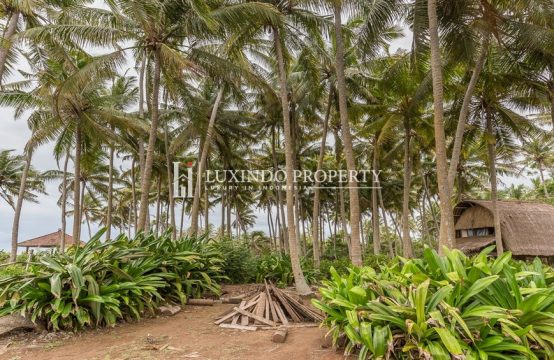 TABANAN – BEACHFRONT 5100 SQM LAND FOR LEASEHOLD SALE (LHL058)