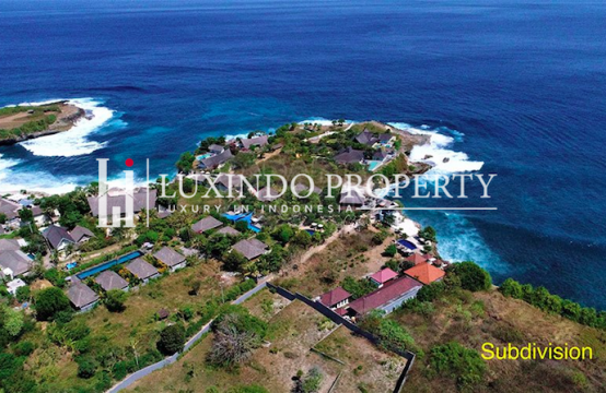 NUSA LEMBONGAN – PRIME CLIFF LAND FOR LEASE (LHL059)