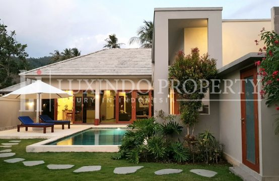 LOMBOK – PRIME VILLAS FOR SALE FREEHOLD (FHV139)