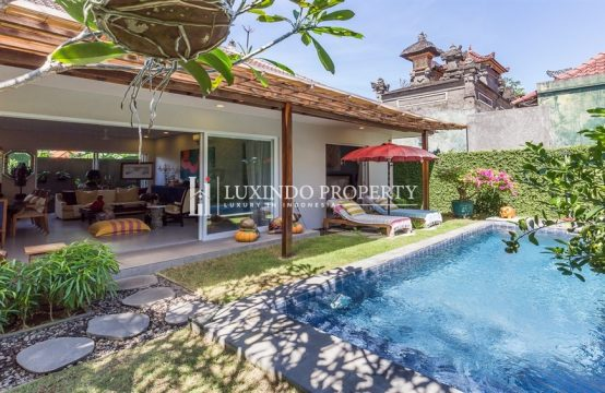 SANUR – WONDERFUL 3 BEDROOM VILLA IN CENTER OF SANUR (LHV205)