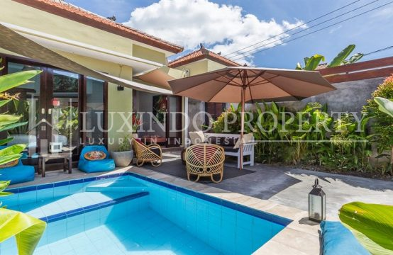 CANGGU BERAWA –  2 BEDROOM VILLA  FOR MONTHLY RENTAL (RV188)