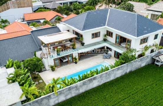 BERAWA –  PRIME LEASEHOLD VILLA STEP TO THE BEACH (LHV206)
