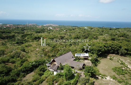 SAWANGAN – OCEAN VIEW LAND FOR SALE IN NUSA DUA (FHL164)