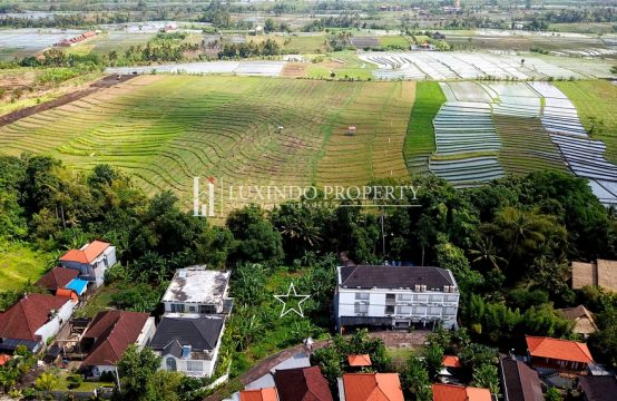 PERERENAN – FOR SALE RICE FIELD VIEW LAND IN CANGGU (FHL163)