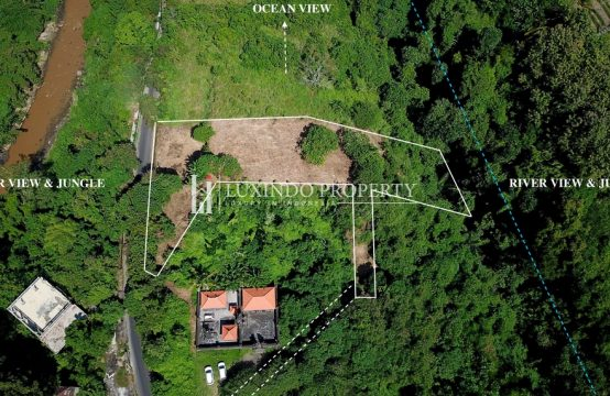 GIANYAR – STUNNING VIEW LAND FOR FREEHOLD SALE (FHL167)