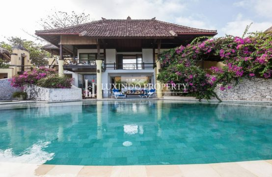 NUSA DUA – GLORIOUS 7 BED ESTATE FOR FREEHOLD SALE (FHV153)