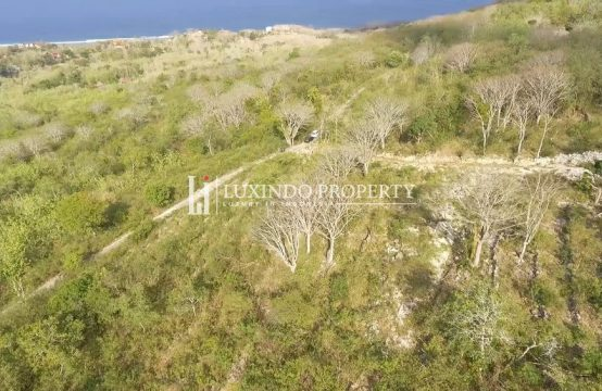 NUSA PENIDA – OCEAN VIEW LAND FOR FREEHOLD SALE (FHL176)