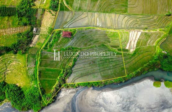 SUDIMARA – BEACHFRONT LAND FOR SALE IN NEAR YEH GANGGA TABANAN (FHL174)