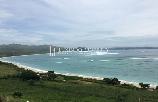 LOMBOK – BEACHFRONT AND HILL PLOTS AVAILABLE FOR SALE IN PENGANTAP (FHL179)
