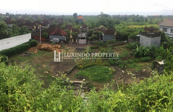 TUMBAK BAYUH – 1,267 M2 FREEHOLD LAND WITH RICE FIELD VIEW (FHL186)