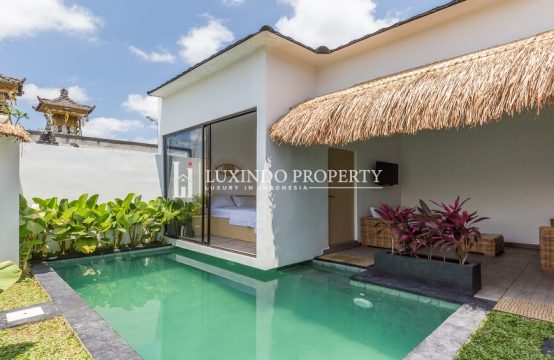 CANGGU – BRAND NEW MODERN TROPICAL ONE UNIT VILLA (LHV218)