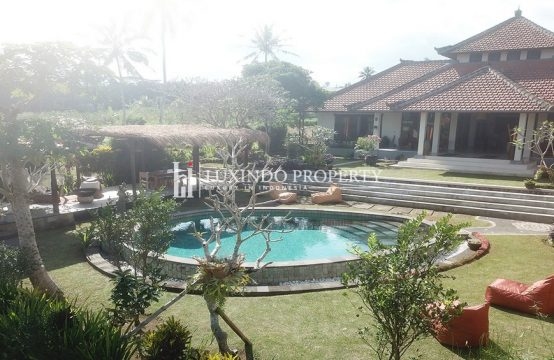 TEGALALANG – GORGEOUS 4 BEDROOM VILLA WITH RICE FIELDS VIEWS (LHV219)
