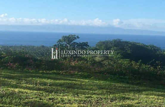 KARANGASEM – THE LAND WITH PERFECT VIEWS FOR LEASEHOLD SALE (LHL068)
