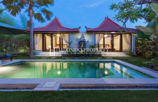 BERAWA – PRIME JOGLO VILLA COMPLEX IN THE HEART OF CANGGU (LHV225)