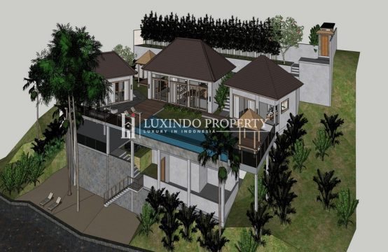 CEPAKA – THREE BEDROOM VILLA WITH RIVER VIEW FOR LEASEHOLD SALE (LHV226)