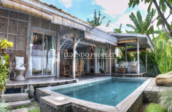 SEMINYAK-CHARMING 2 BEDROOM BUNGALOWS VILLA IN THE HEART OF SEMINYAK (LHV229)
