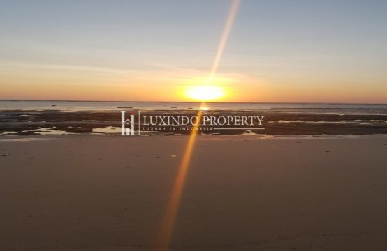 ROTE ISLAND – ABSOLUTE BEACHFRONT LAND FOR SALE IN SEDEOEN (FHL206)
