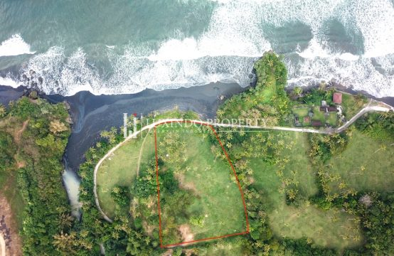 BALIAN– ABSOLUTE BEACHFRONT LAND FOR FREEHOLD SALE (FHL208)
