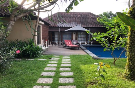 CANGGU – 2 BEDROOM FREEHOLD VILLA (FHV173)