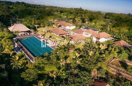 KEDIRI – EXTRAORDINARY MODERN BALINESE ESTATE WITH LUXURIOUS AMENITIES (FHV172)