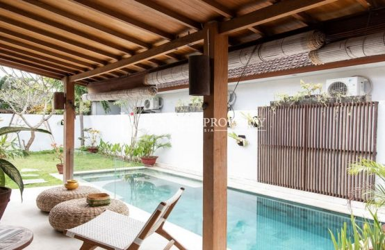 CANGGU – WONDERFUL TWO BEDROOM VILLA FOR LEASEHOLD SALE (LHV239)
