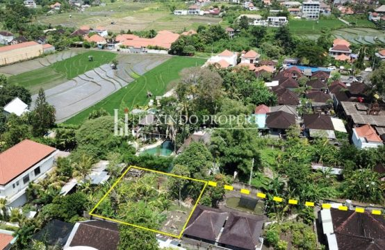 UMALAS – 5 ARE LAND FOR FREEHOLD SALE IN UMALAS (FHL212)