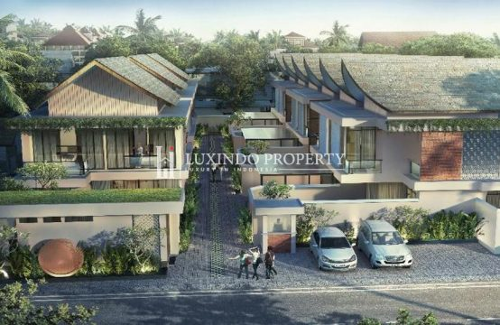 LEGIAN – MODERN DESIGNED THREE BEDROOM VILLA FOR LEASEHOLD SALE (LHV245)
