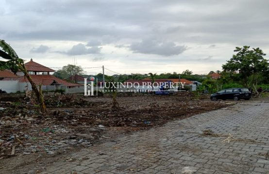 CANGGU – SMALL PLOT FOR FREEHOLD SALE (FHL219)