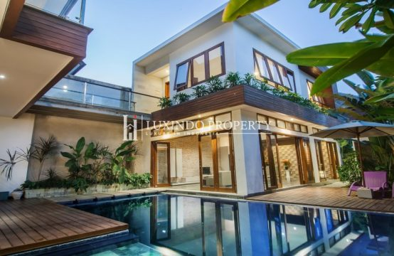 TANAH LOT – 3 BEDROOM VILLA FOR YEARLY RENTAL IN CEMAGI (RV216)