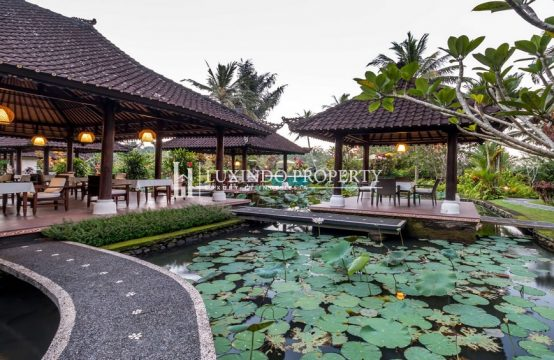 TABANAN – 12 BEDROOM VILLA COMPLEX IN QUIET TOWN SURROUNDED BY BEAUTIFUL VIEWS OF NATURE (FHV183)