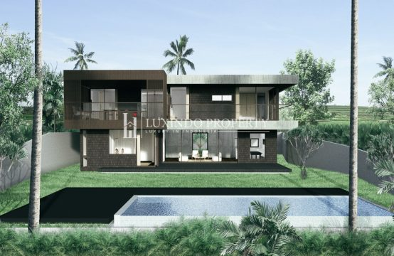 TUMBAK BAYUH – RIVER FRONT VILLA FOR SALE IN CANGGU (FHV182)