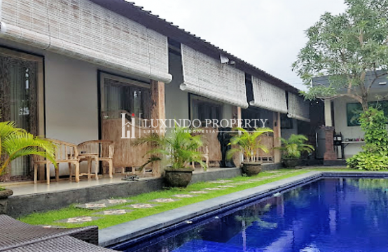 BERAWA – 9 UNITS GUEST HOUSE FOR RENT IN CANGGU (RST018)