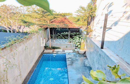 RENTED- KUNTI – STYLISH 1 BEDROOM VILLA FOR MONTHLY RENTAL (RV215)
