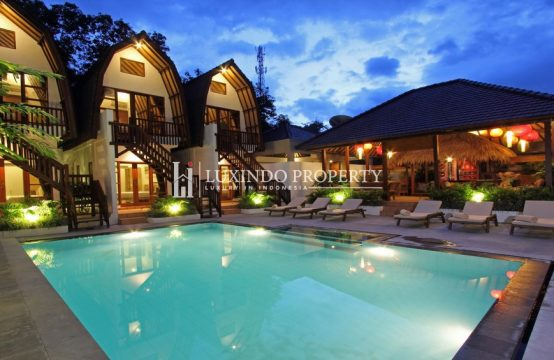 CANGGU- FREEHOLD RESORT FOR SALE IN THE HEART OF CANGGU (FHV190)