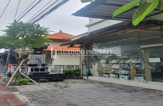KEROBOKAN – COMMERCIAL SPACE FOR YEARLY RENTAL IN PRIME LOCATION (RS010)