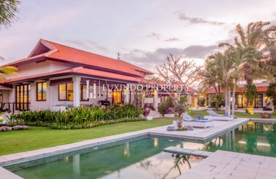 ULUWATU- FREEHOLD VILLA AND LAND WITH STUNNING OCEAN VIEW (FHV195)