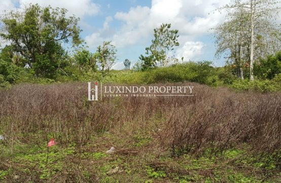 JIMBARAN – GREAT VALUE LAND WITH GWK VIEW FOR LEASE (LHL083)