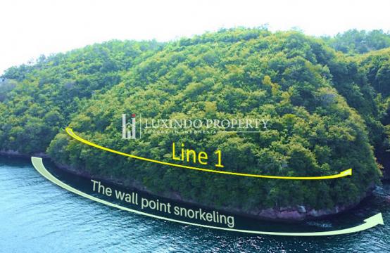 NUSA PENIDA – SEA FRONT LAND FOR LEASEHOLD SALE (LHL084)