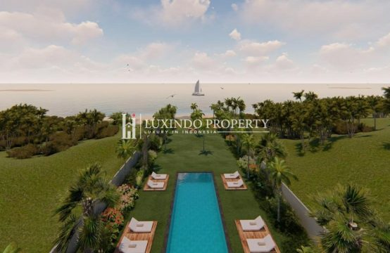BALIAN – BEACH FRONT VILLA PROJECT FOR FREEHOLD SALE (FHV203)