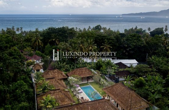 KARANGASEM- COZY AND TRANQUIL VILLA IN CANDIDASA FOR SALE (FHV207)